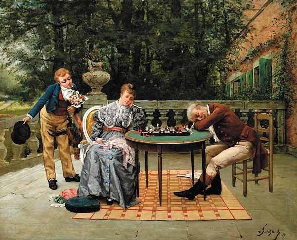 Georges Lucien Boichard 1889