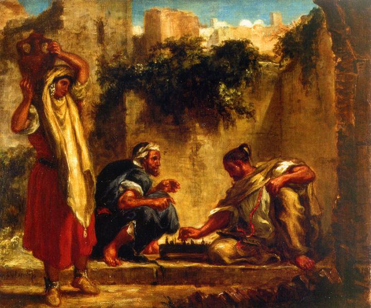 Eugene Delacroix 1847