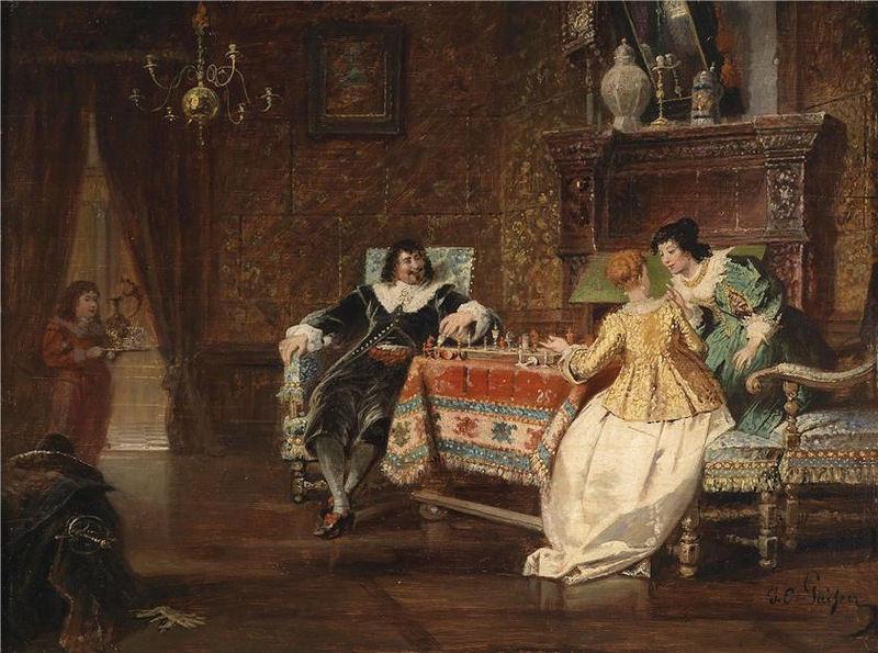 Jakob Emanuel Gaisser 1825 - 1899