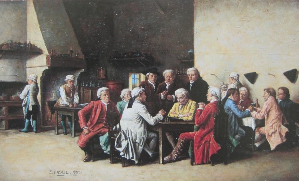 Benjamin Eugene Fichel 1882