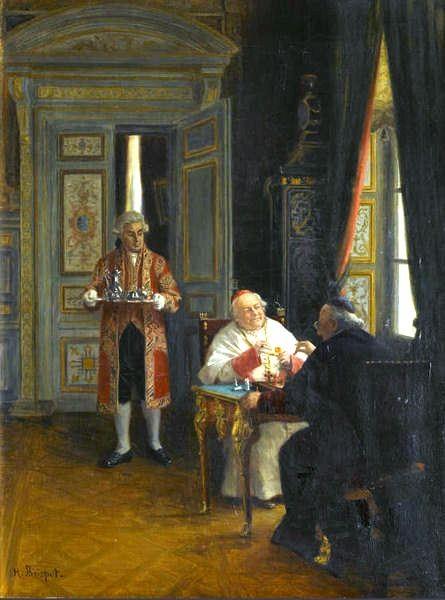 Henri Brispot 1846 - 1928