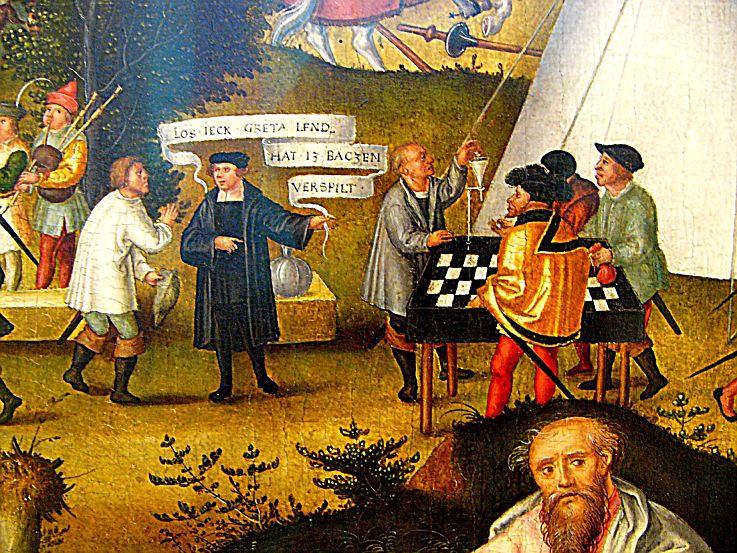 Matthias Gerung 1500 - 1570
