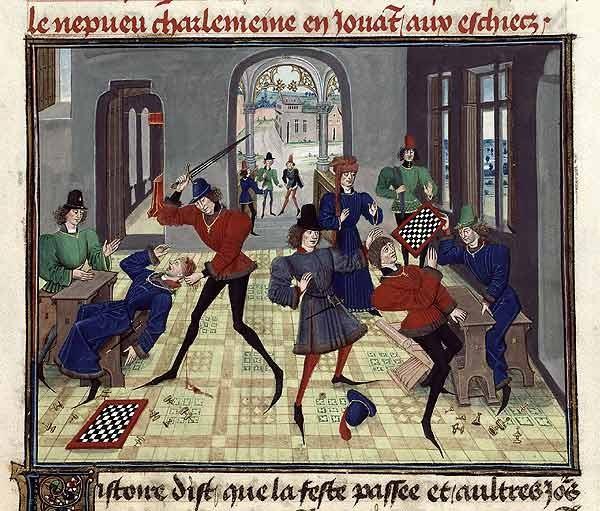 Renaut de Montauban 1486