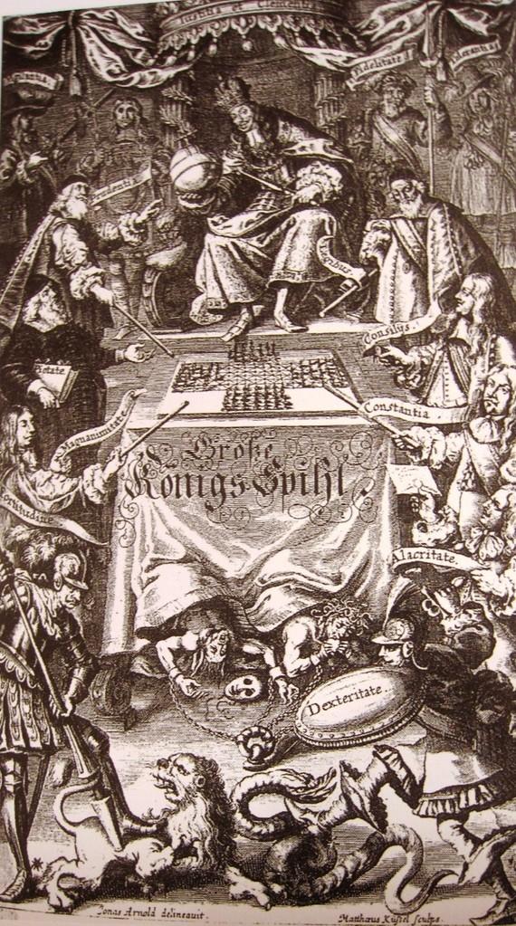 Matthaus Kusel 1664