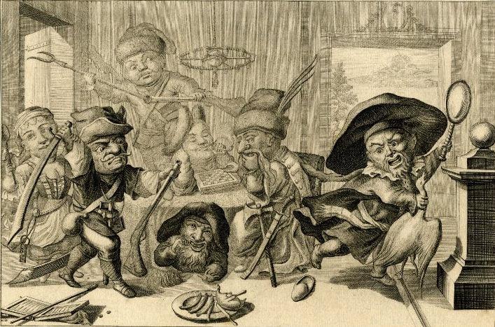 Georg Danie Heumann 1691 - 1759