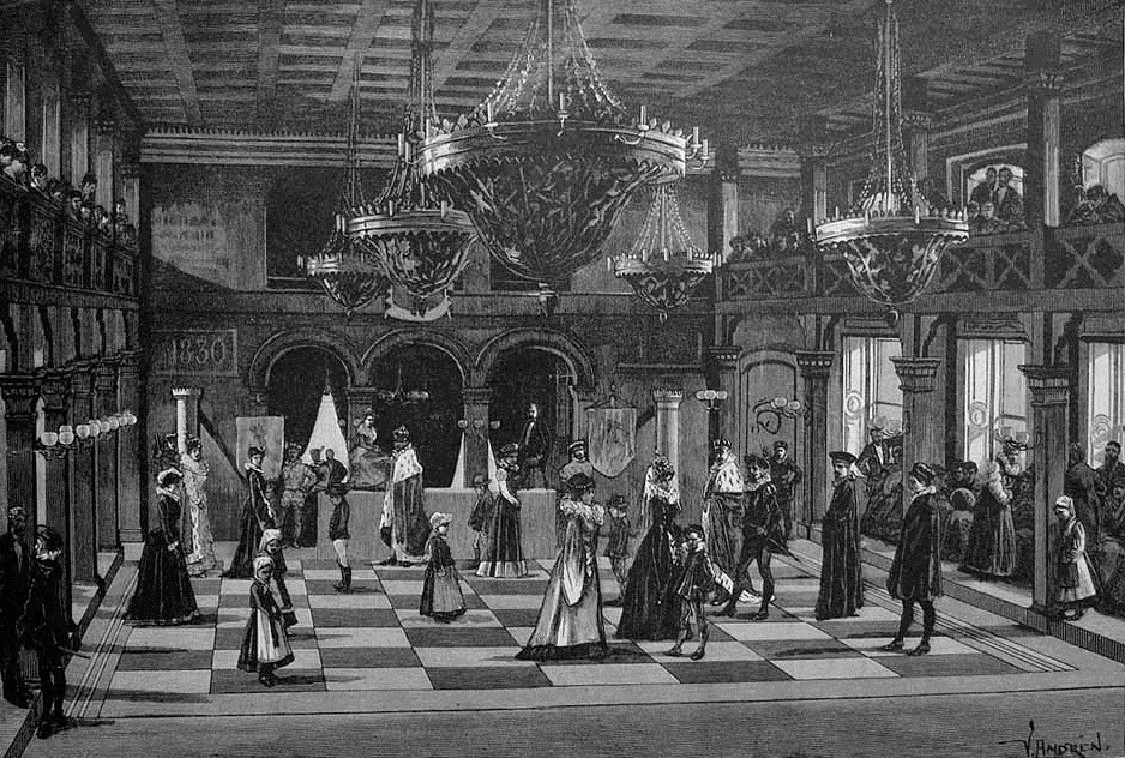 V. Andren 1885