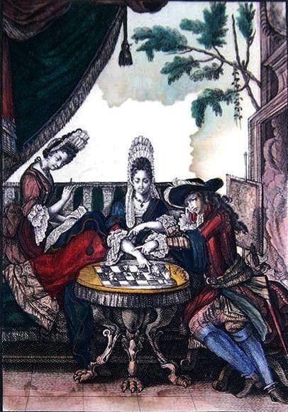 Nicholas Arnoult 1650 - 1722