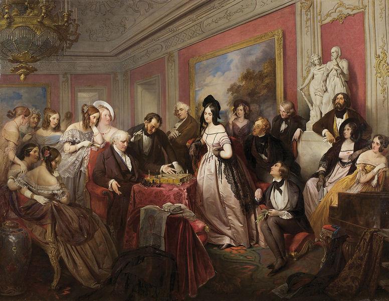 Josef Danhauser 1839