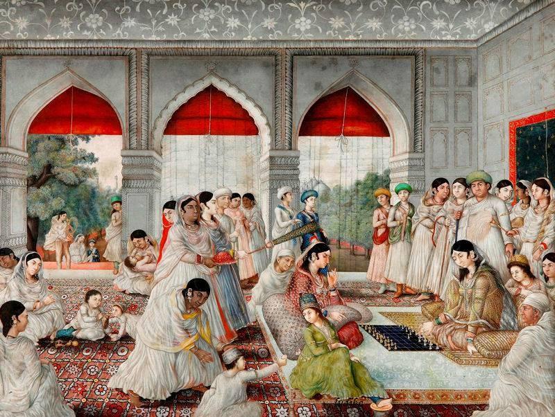India 1780-1800