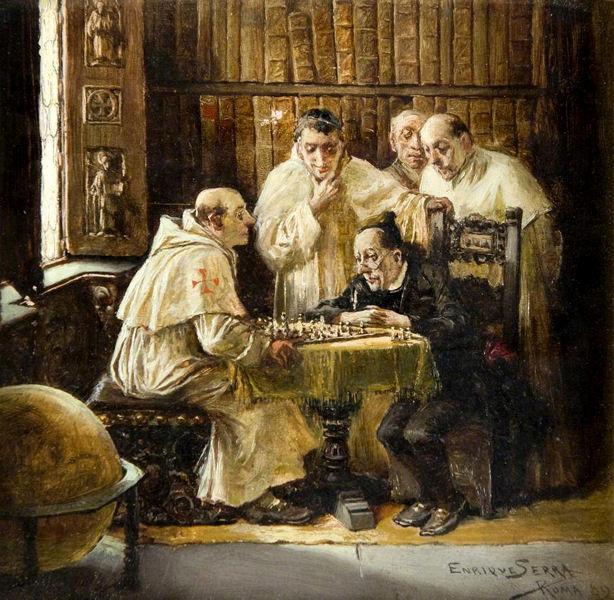 Enrique Serra 1889
