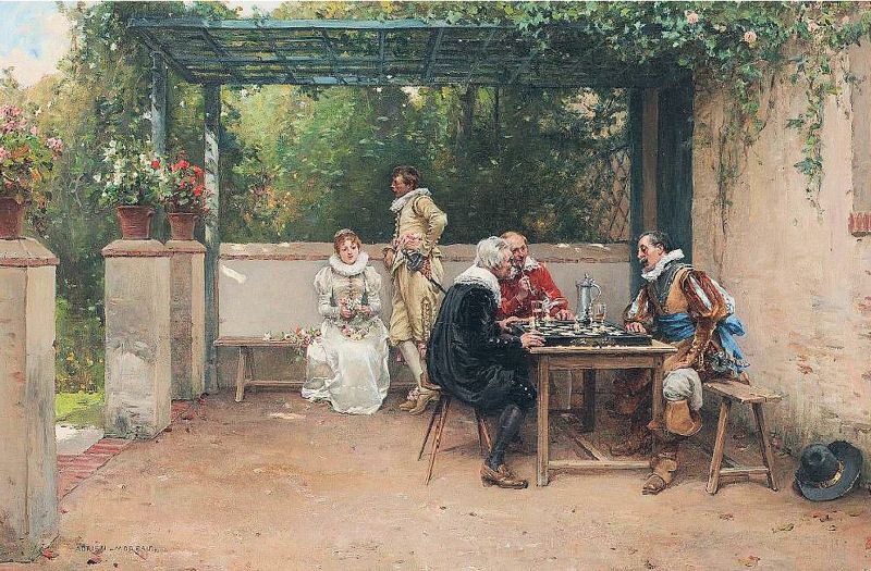 Adrien Moreau 1843 - 1946