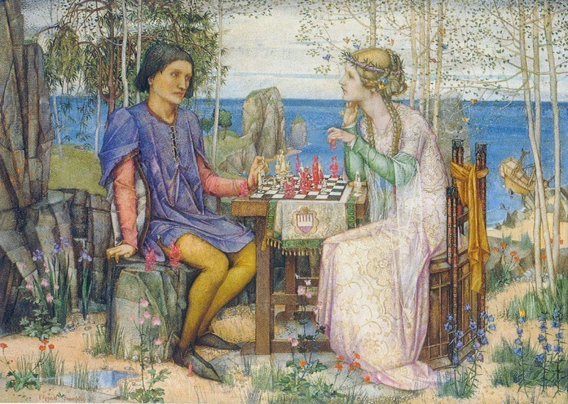 Edward Reginald Frampton 19th century