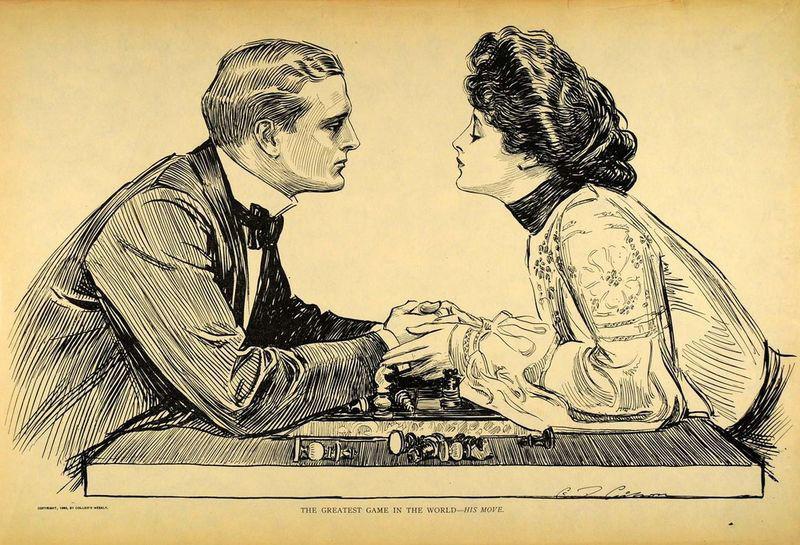 Charles Dana Gibson 1903