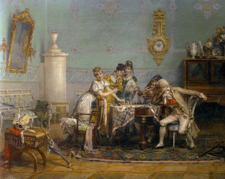 Achille Glisenti 1888