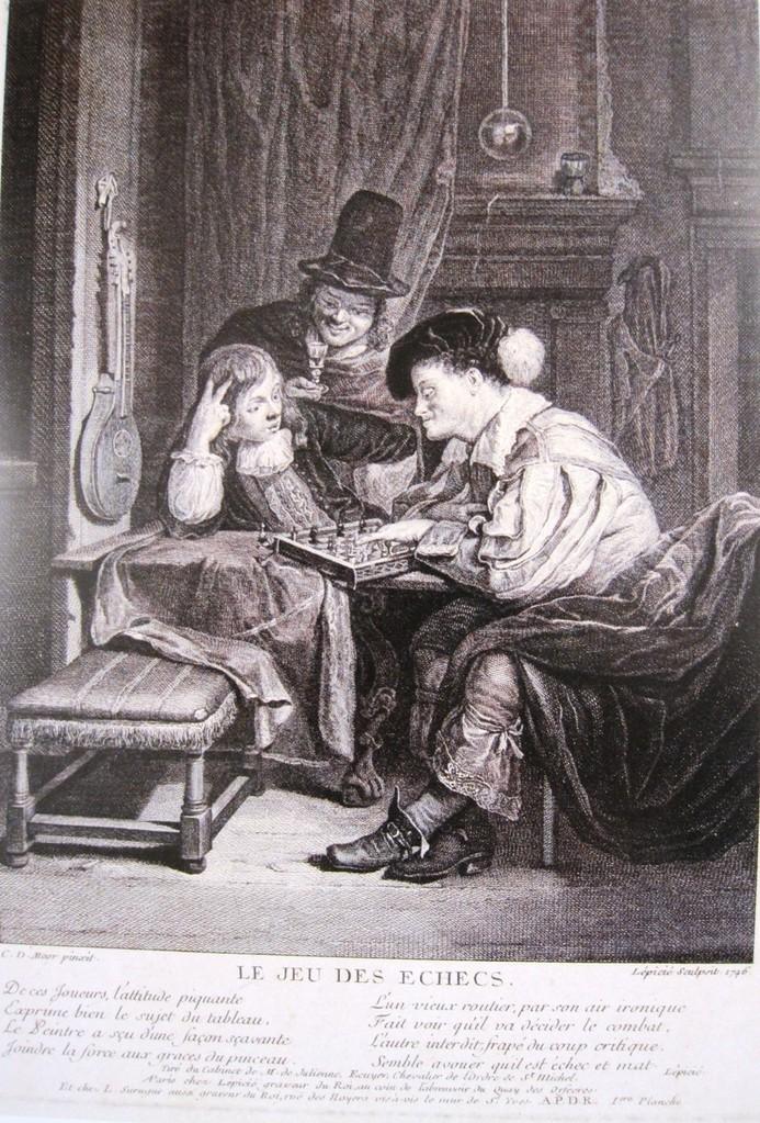 Carel de Moor 1656 - 1738