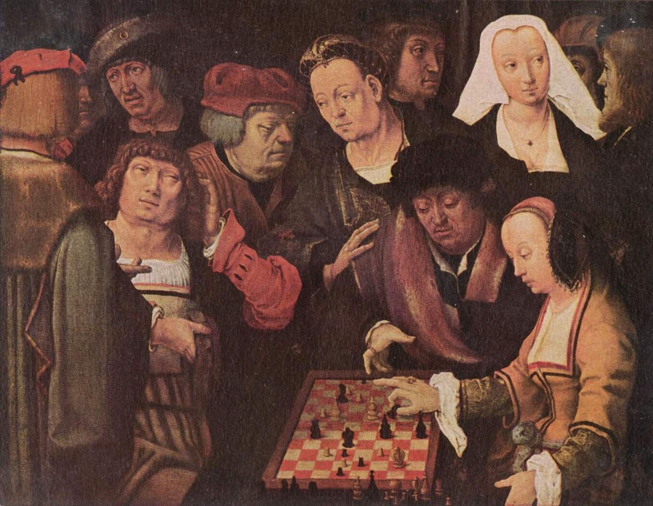 Lucas van Leyden 16th century
