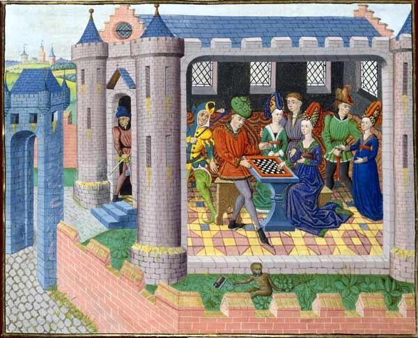 Jean Wauquelin 1400 - 1500