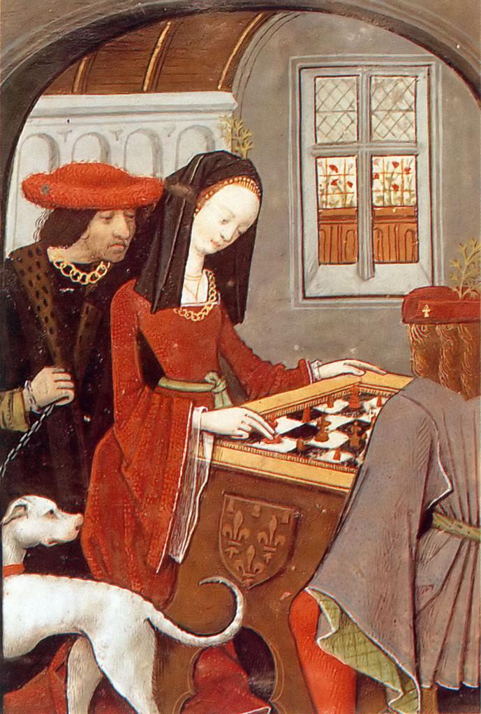 Robinet Testard arround 1496 - 1498
