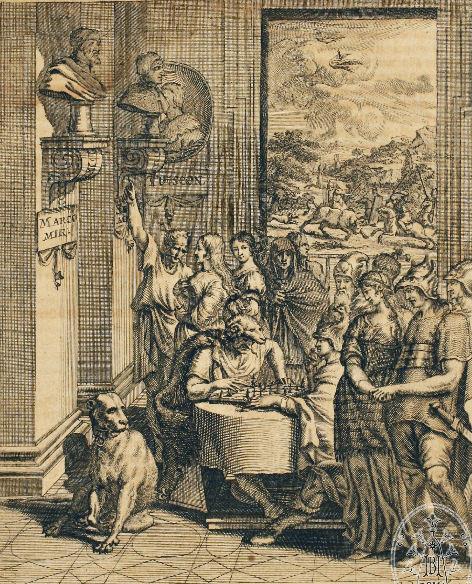 Daniel Caspar von Lohensteins 1650 - 1722