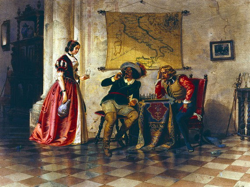 Carl Heinrich Werner 1808-1894