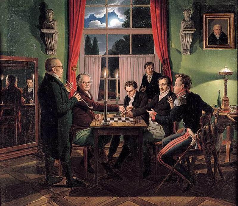 Johann Erdmann Hummel 1818