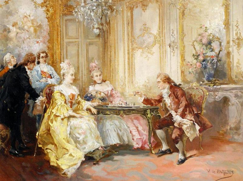 Vicente Garcia de Paredes 1845 - 1903