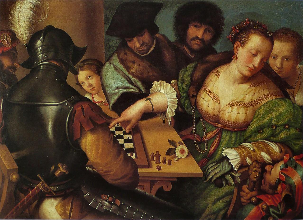 Giulio Campi 1535