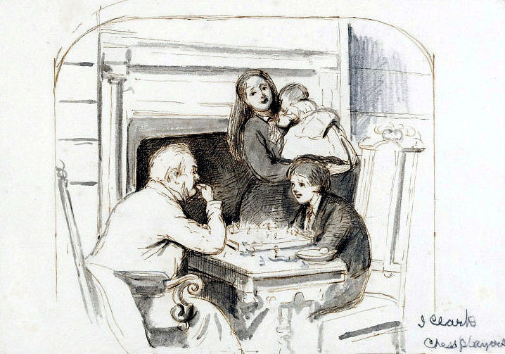Joseph Clark 1860