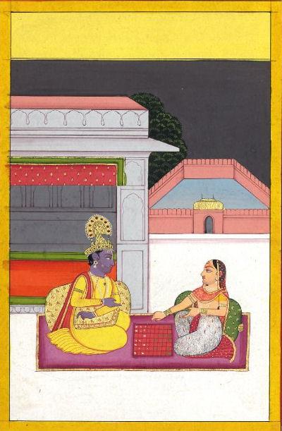 Rajasthan School 1800