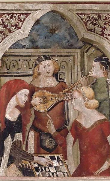 School of Bergamo 1400 - 1499