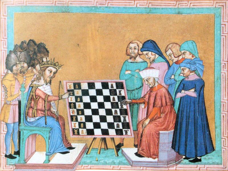 Jacobus de Cessolis 1300 - 1400