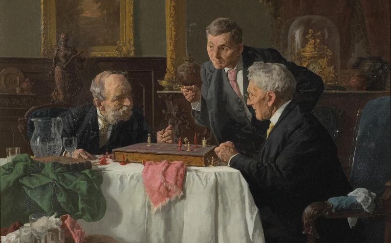 Louis Charles Moeller 1855 - 1930