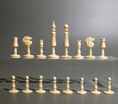 King 6,7 cm   Pawn 2,7 cm