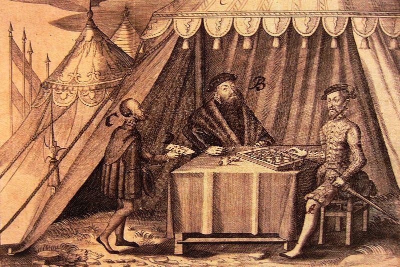 Peter Troschel 1645