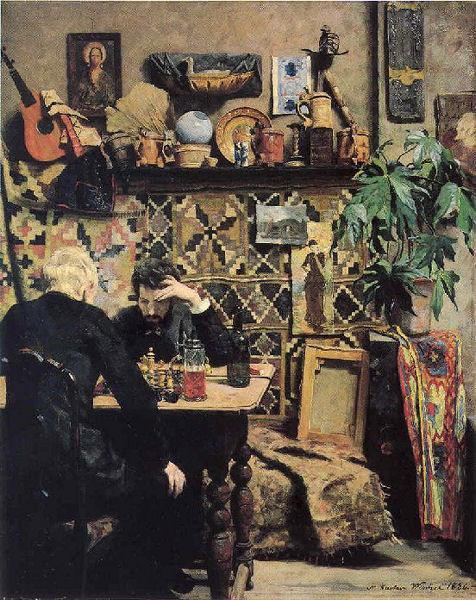 Gustav Wentzel 1886