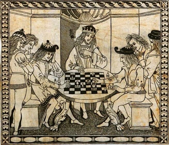 Jacobus de Cessolis 1400 - 1500