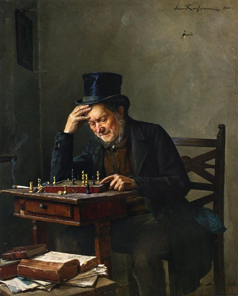 Isidor Kaufmann 1853 - 1921