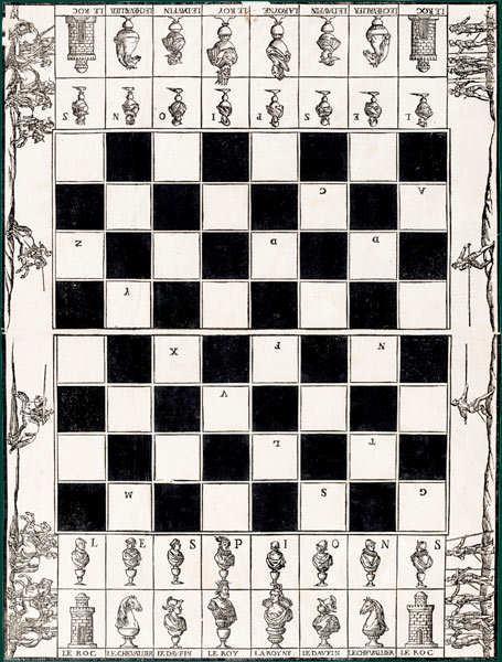 Gravure 1610