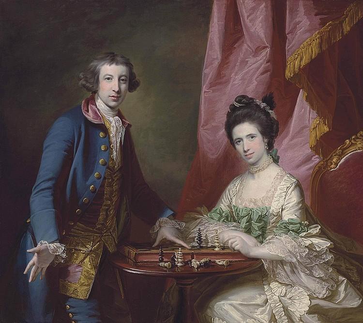 Francis R. Cotes 1726 - 1770