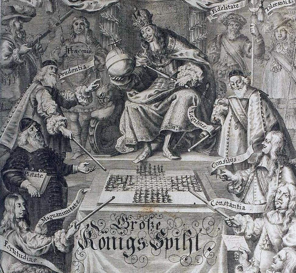 Christoph Weickhmann 1664