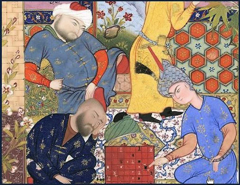 Rahman Jami Awrang 1468 - 1485