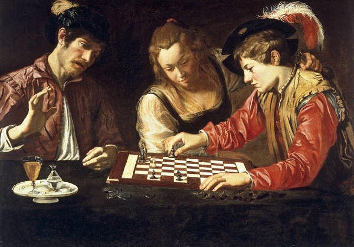 Caravaggio 1571 - 1610