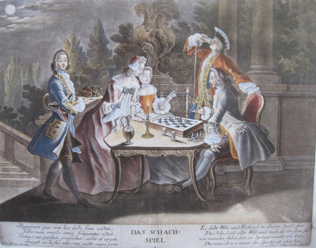 Johann Esaias Nilson 1700 - 1800