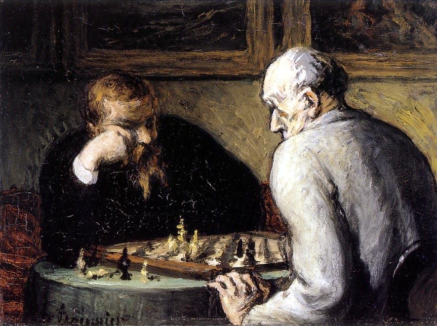 Honoré Daumier 1863