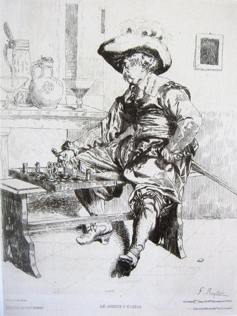 Ferdinand Victor Leon Roybet 1840 - 1920