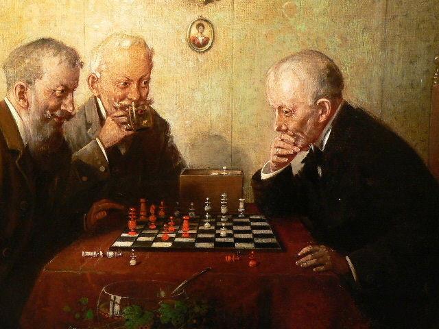 Hans August  Lassen 1885