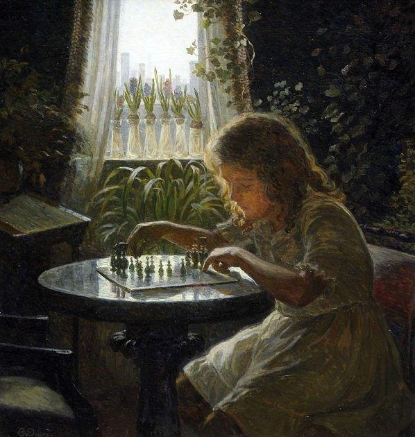 Caroline Schonheyder van Deurs 1860 -1932