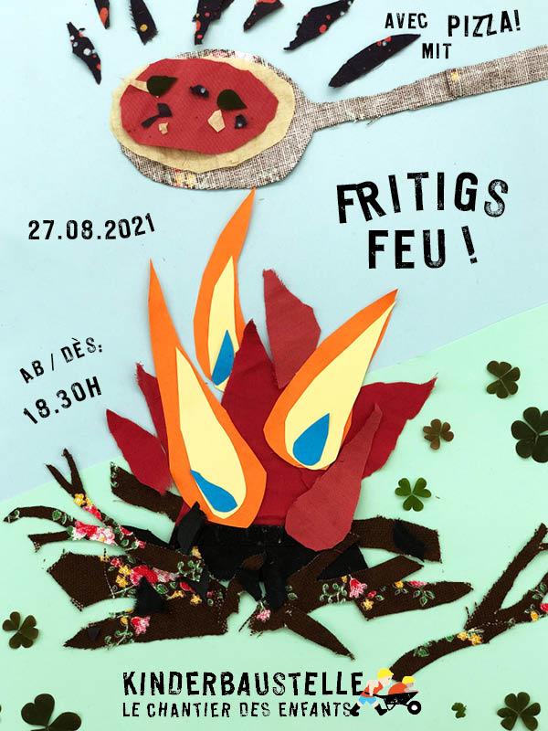 Fritigs-Feu le 27.8.2021