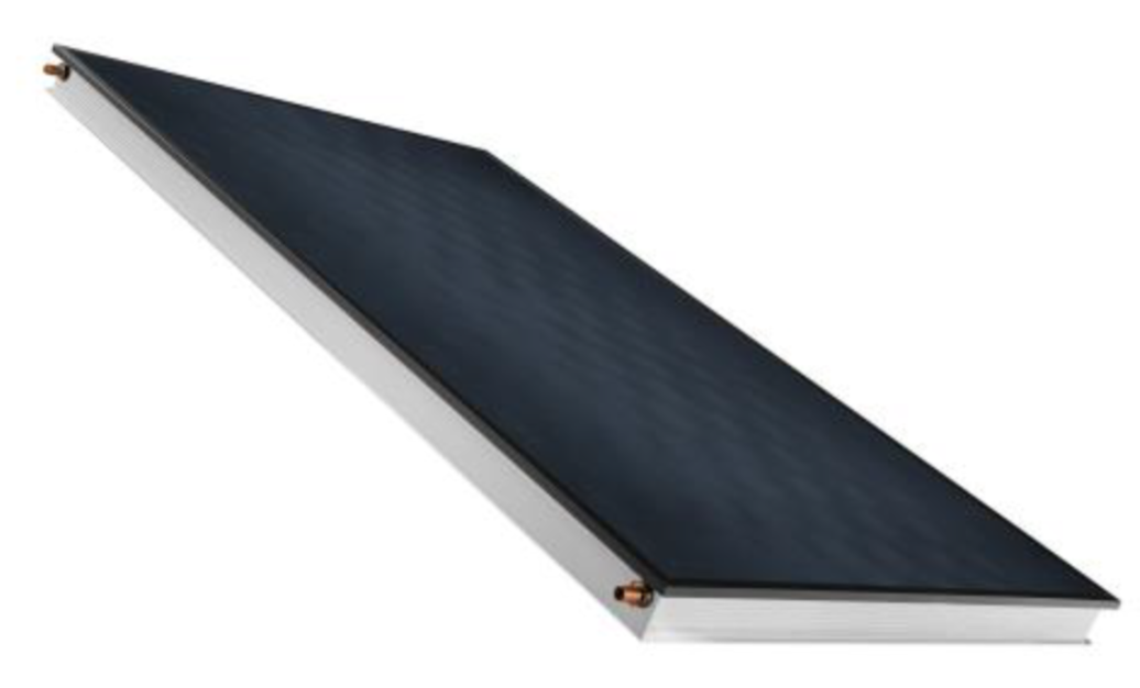 Alurahmenkollektoren von Solar hoch 2