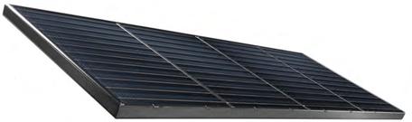 collettore a grande superficie gigaSol di Solar hoch 2
